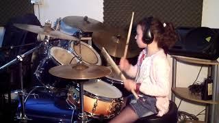 Imagine Dragons -Thunder (Drum Cover by Eva)