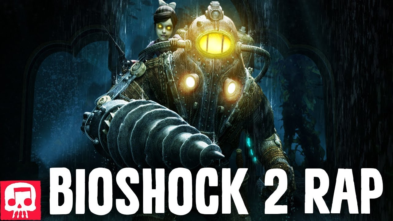 """Download BIOSHOCK 2 RAP by JT Music - """"Daddy's Home"""""""