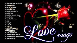 Most Old Beautiful Love Songs 80's 90's 💕 Best Romantic Love Songs Of 80's and 90's