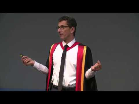 Professor Martin Kussmann's inaugural lecture: 'A science career plan does not make sense'