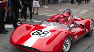2015 Concours on the avenue in Carmel Ca.,