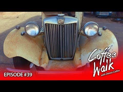 Coffee Walk Ep39: Low Mileage Renegade And Classic Euro Sports Cars