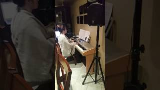 Adele Hometown Glory cover by Amber Fusto