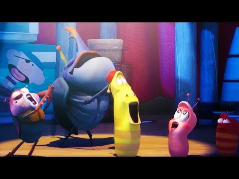 LARVA - THE GRAND OPERA | Cartoon Movie | Cartoons For Children | Larva Cartoon | LARVA Official