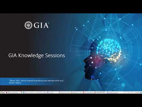 Diamond Exploration & Mining | GIA Knowledge Sessions Webinar Series