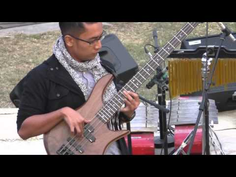 Indro Hardjodikoro The Fingers - The Fingers ~ Come to Our Trip @ Jazz Gunung 2014 [HD]