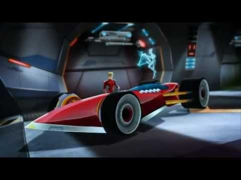 Hot Wheels Battle Force 5 Foi Dada A Largada Pt Br S01e01