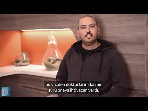 Washington'dan İstanbul'a Saç Ekimi Ve Liposakşın, Hişam Deneyimlerini Anlatıyor