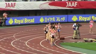 2017 日本選手権陸上 女子10000m 決勝 菊池梨沙 検索動画 29
