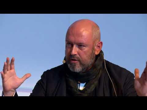 Fashion Talks 2015 - Patrick Scallon in conversation with Trui Moerkerke