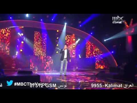 #MBCTheVoice -الموسم الأول - مراد بوريكي 'قدك المياس' 