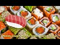 Finger Family Sushi Family Rhymes | Funny Sea Food Animals | Cartoon Animation Finger Fami