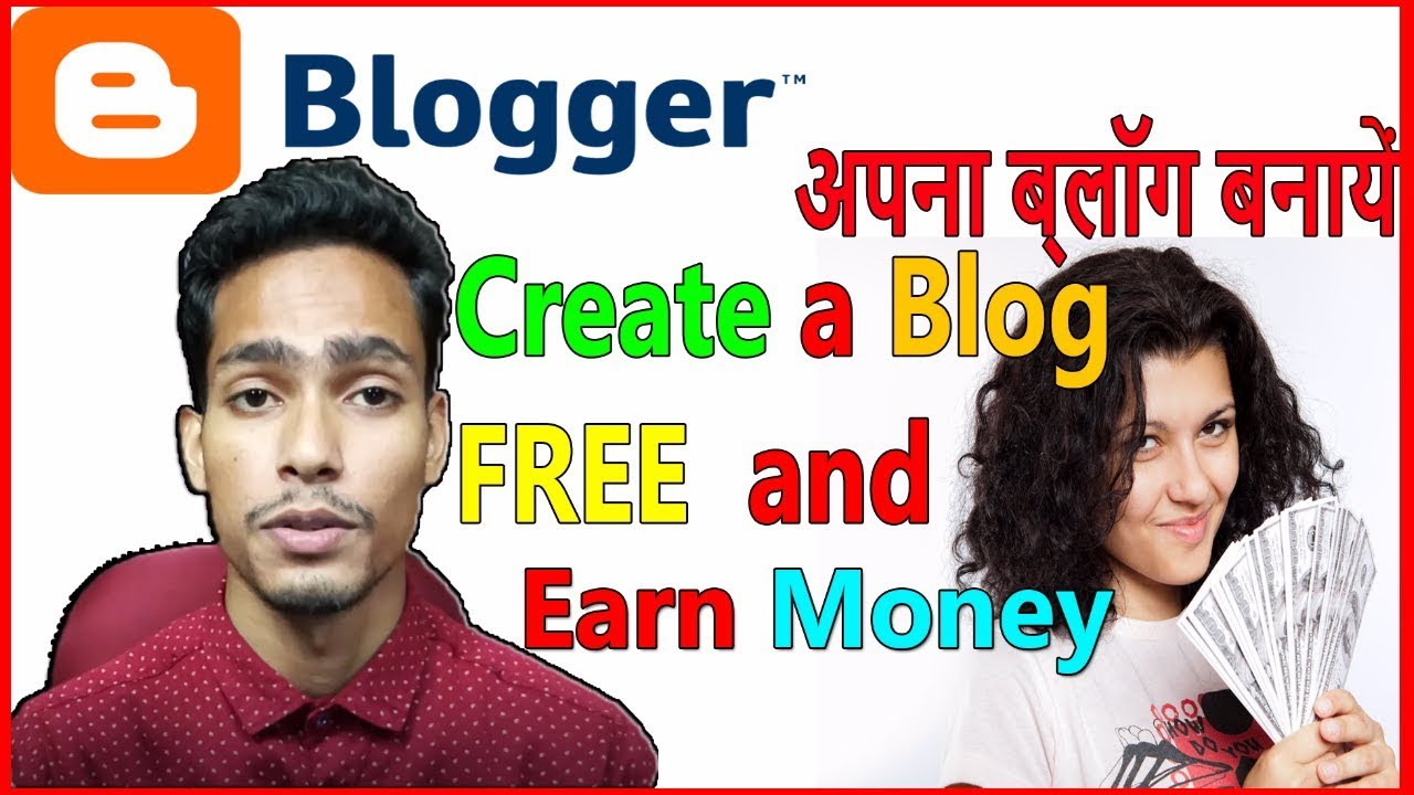 how to make a blog for free and earn money
