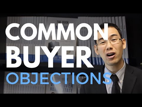 The 3 Most Common Buyer Objections and Misconceptions - Vancouver Real  Estate - Gary Wong