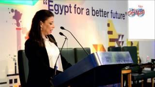 """داليا خورشيد """" وزير الاستثمار """" :  نعمل على طرح الشركات المملوكة للدولة فى البورصة"""