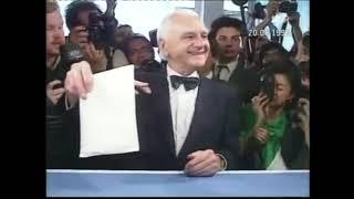 20 mai 1990 Ion Ratiu voteaza in fata camerelor  Si restul  Radu Campeanu  Ion Iliescu