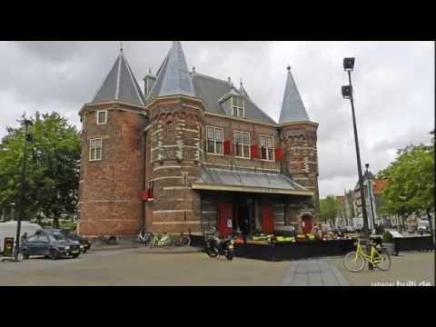 Rundgang durch Amsterdam - Video & Fotos