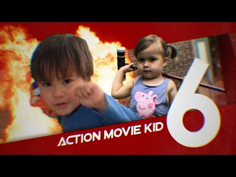 Action Movie Kid - Volume 6