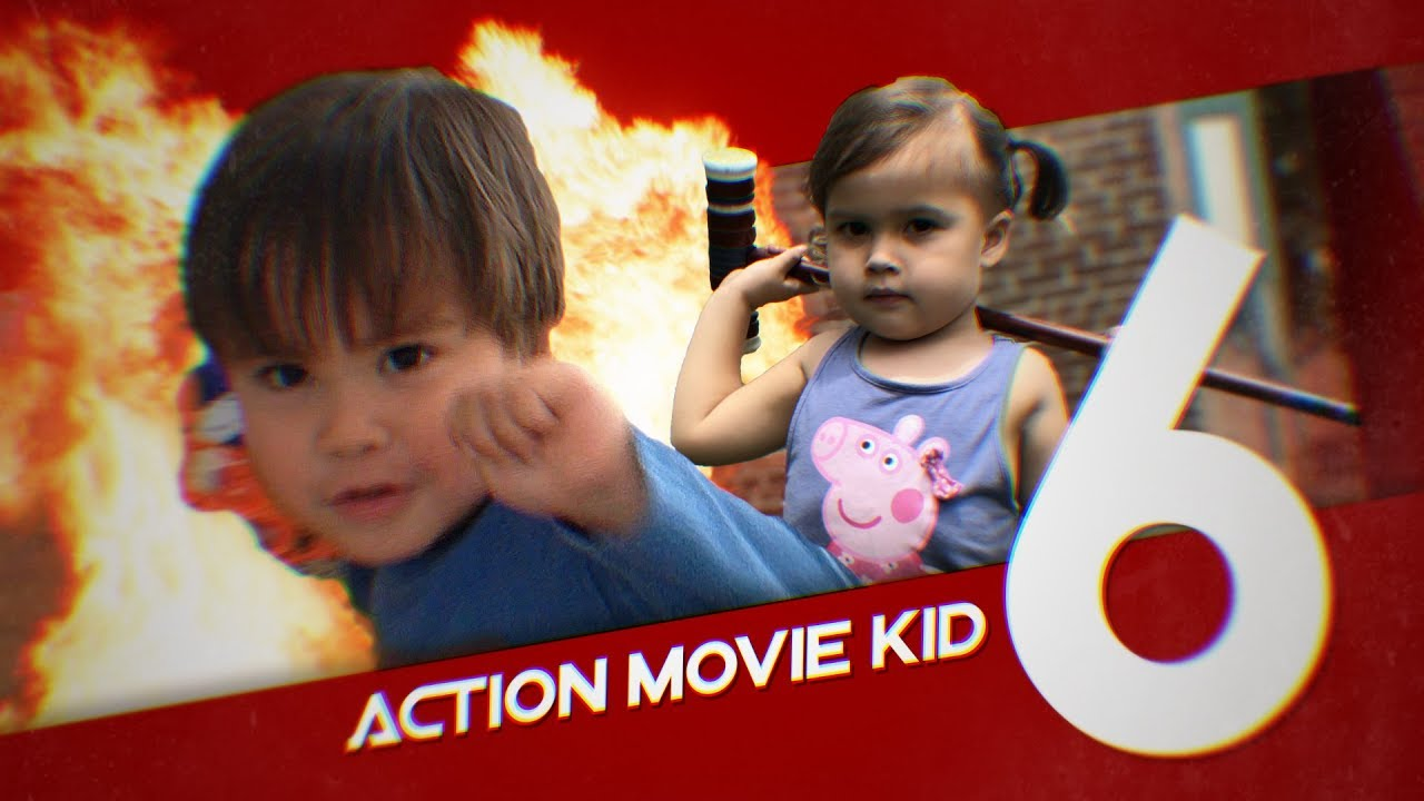 Uncategorized How To Make A Movie As A Kid action movie kid volume 6 youtube 6