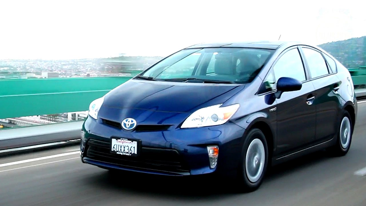2013 Toyota Prius Review And Road Test Youtube