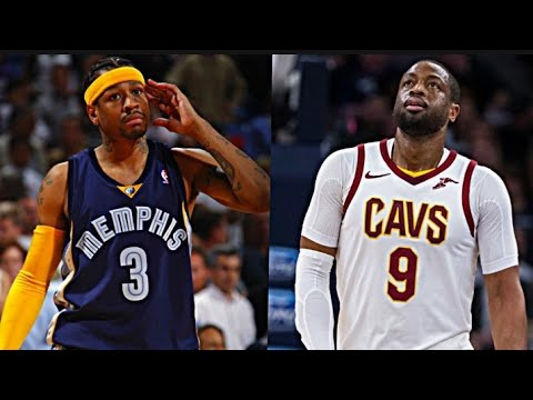 NBA Legends Playing For The Wrong Team MOMENTS
