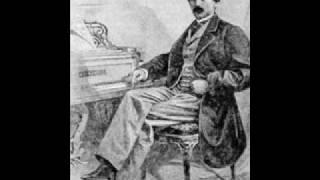 Gottschalk - The Banjo, Fantaisie Grotesque, Op.15