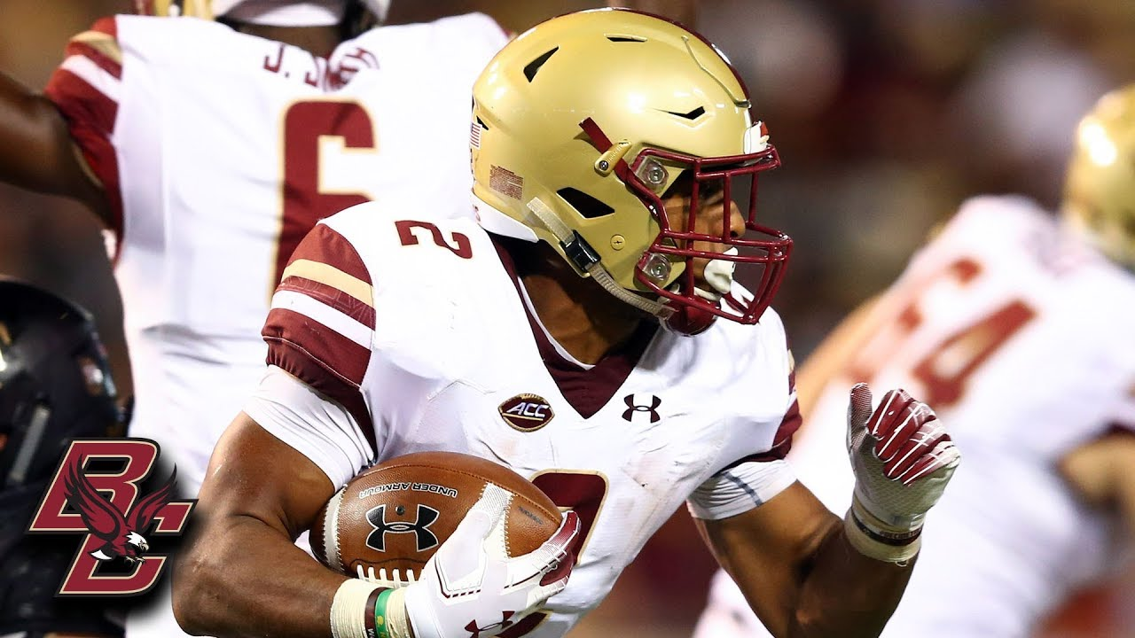 UNC Football vs. Boston College: How To Watch, Cord-Cutting ...