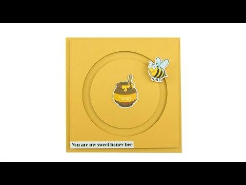 Circular Spinning Card Tutorial