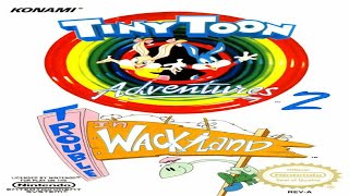 Tiny Toon Adventures 2: Trouble in Wackyland - Nes Playthrough