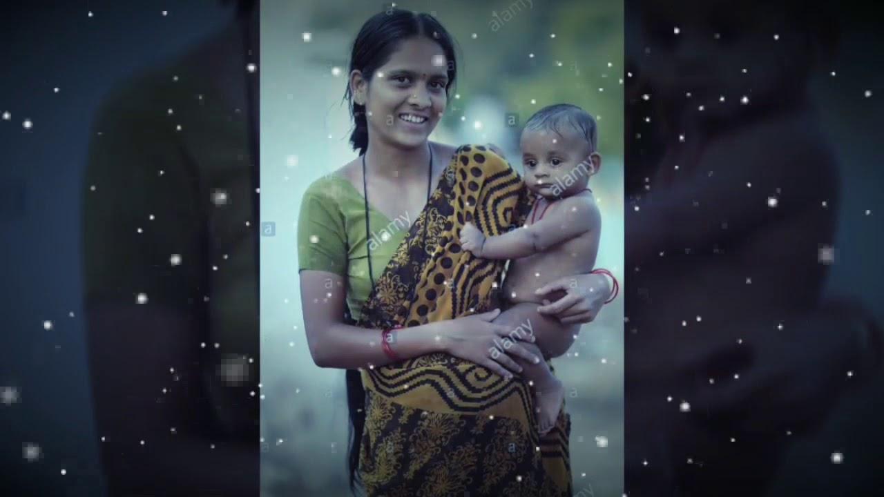 Telugu Nani movie mom song WhatsApp status - YouTube