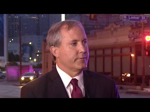 Texas attorney general on police ambush investigation
