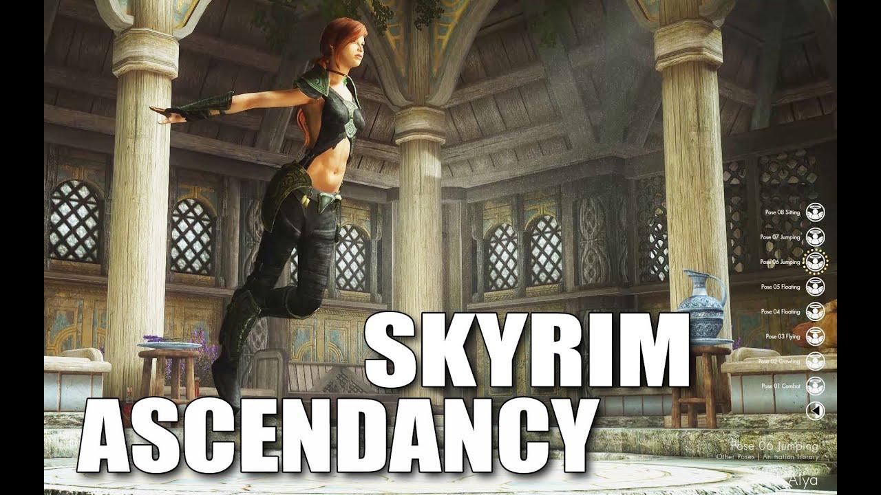 OSA - Skyrim Ascendancy Engine at Skyrim Nexus - mods and