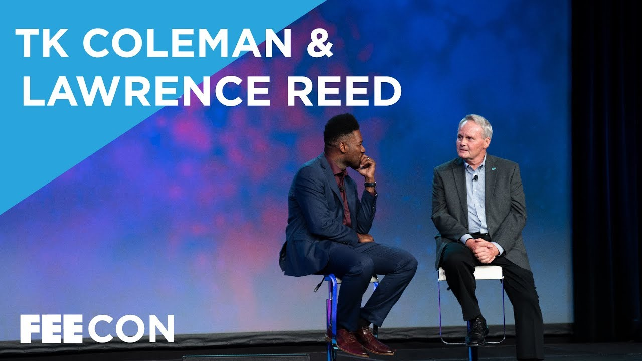 TK Coleman & Larry Reed: A Life Well-lived