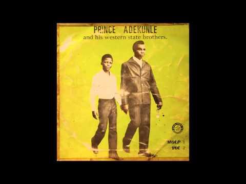 Prince Adekunle Volume 2 (side one)