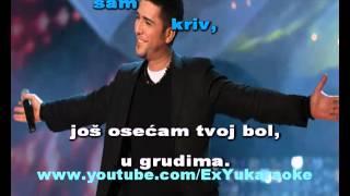 Željko Joksimović - Nije do mene Karaoke.Lajk.In.Rs