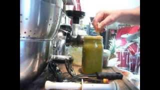 How To Juice Yams Recipe How To Juice Sweet Potatoes Recipe Thumbnail
