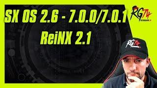 SX OS 2.6 Beta Soporte 7.0.X - Sept o no Sept. ReiNX 2.1