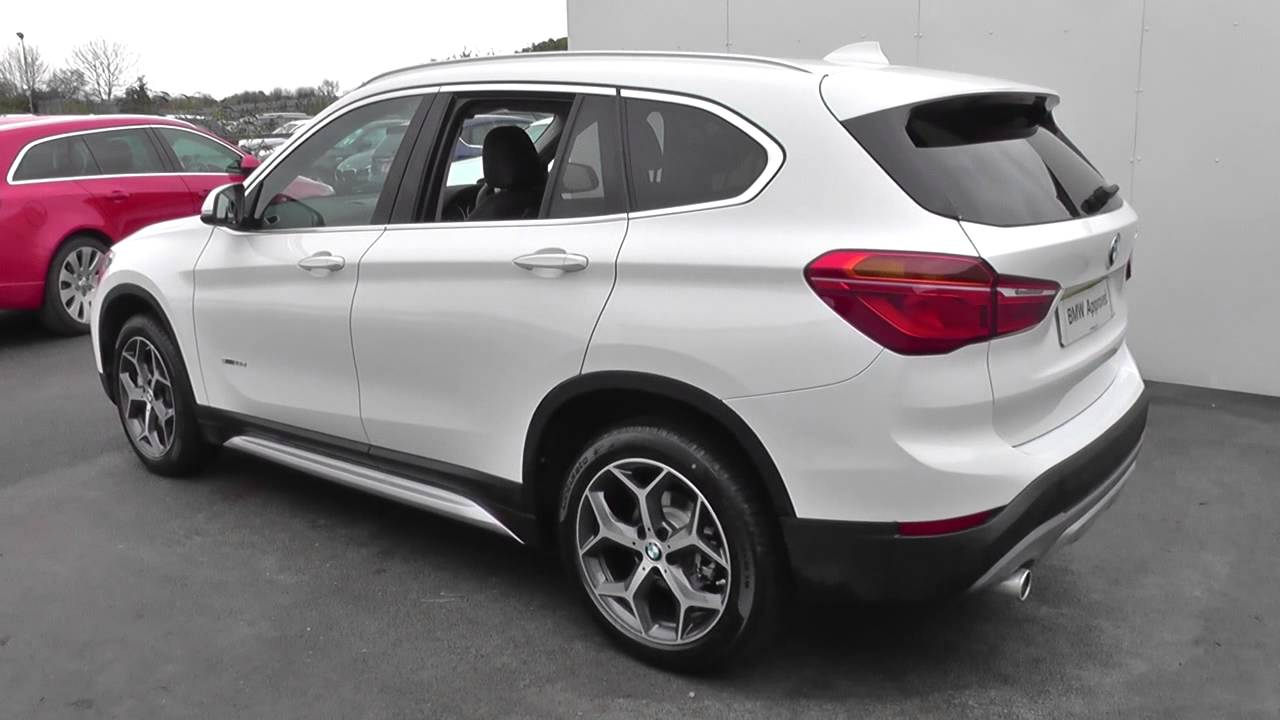 bmw x1 sdrive 18d xline 5dr u20660 youtube. Black Bedroom Furniture Sets. Home Design Ideas