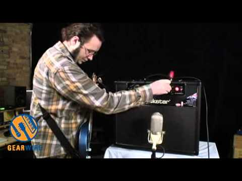 Blackstar Amplification HT Studio 20 Tube Guitar Combo Video Demo: Crunchy Goodness