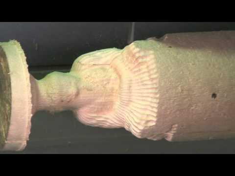 Router torno 3D www.atomoproduccion.com
