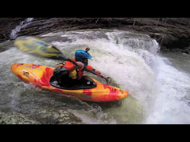 GoPro: Bear Creek- Chattanooga Whitewater Kayaking
