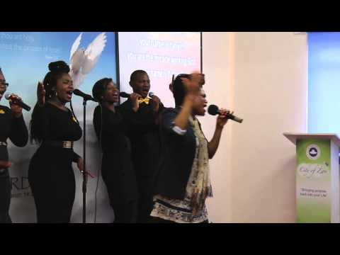 Praise looks Good on You 2015 - RCCG City of zion Cambridge