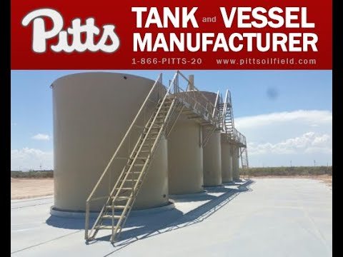 Pitts Oilfield Video Intro