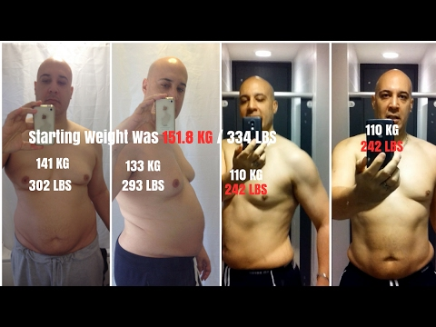 90 lbs  41kg losing weight motivational weight loss talk