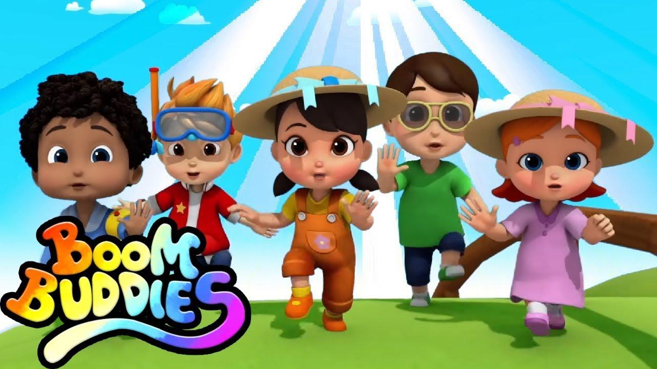 Download Canções infantis e canções infantis | Desenho Animado Para Bebês | Musica infantil | Boom Buddies