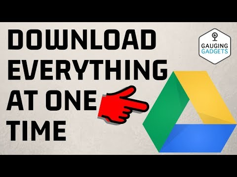 how-to-download-all-files-on-google-drive---google-drive-tutorial