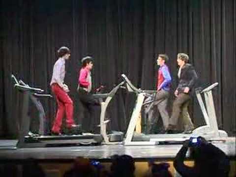 OK Go - Here It Goes Again Granbury High School