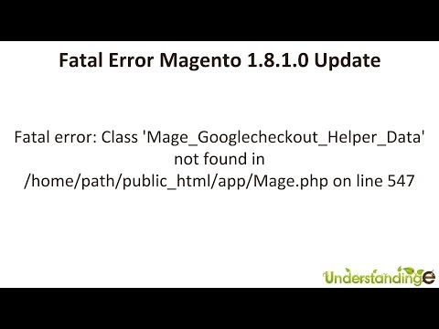 Fatal error: Class 'Mage_Googlecheckout_Helper_Data' not found on line 547