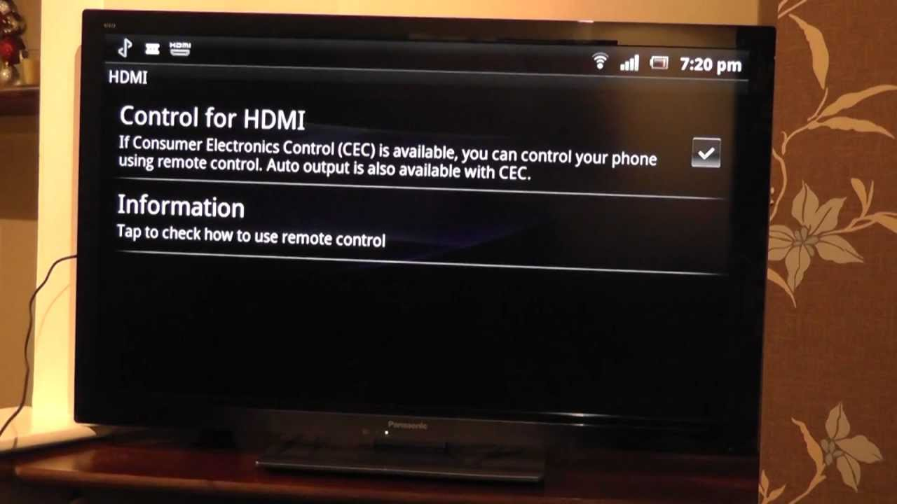 Pairing your PS4™ with the Xperia device