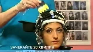Долговременная укладка на средние волосы, описание методик с фото и видео